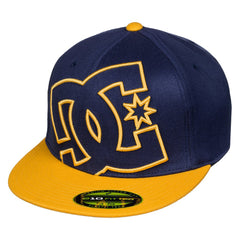 de1ebd383d2 DC Ya Heard Men s Hat - Blue Blue Yellow XBBY