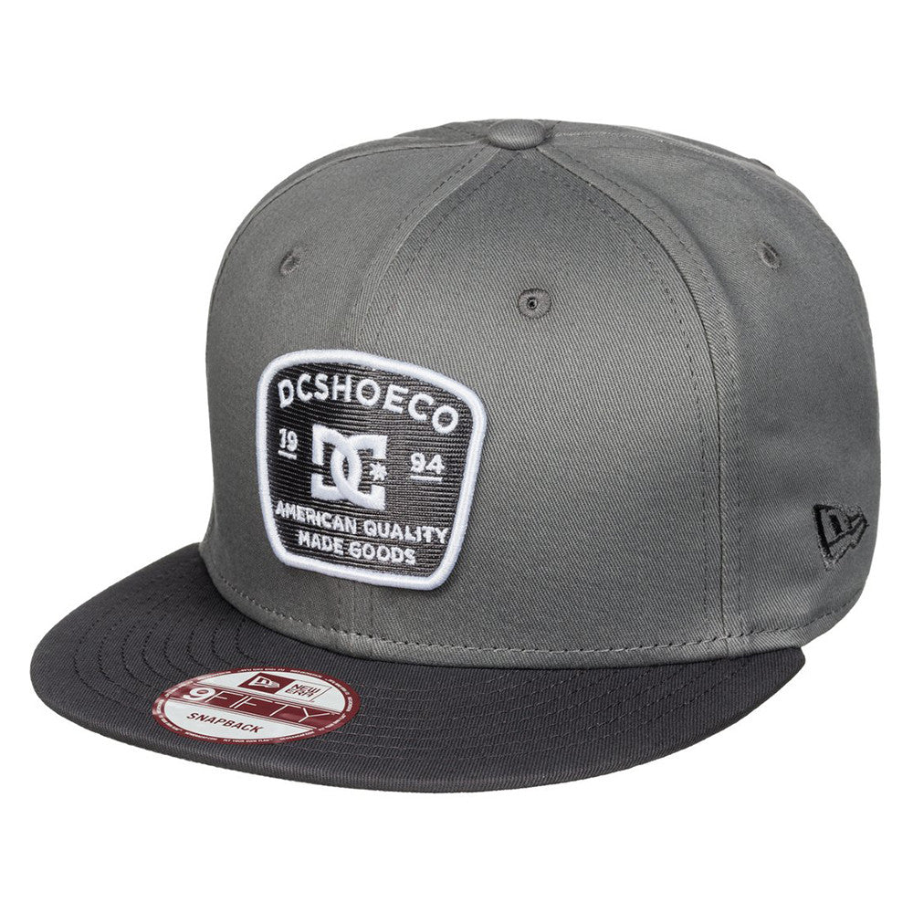 DC Flowker Men's Hat - Monument SLE0