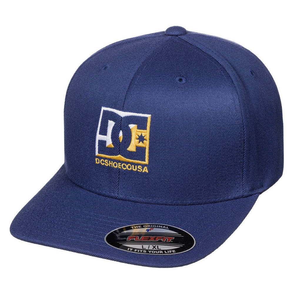 DC Crosscloud Men's Hat - Blue Indigo BPY0