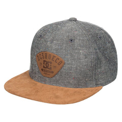 DC Spacecoat Men's Hat - Blue Indigo BPY0
