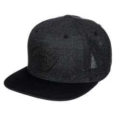DC Spacecoat Men's Hat - Anthracite KVJ0