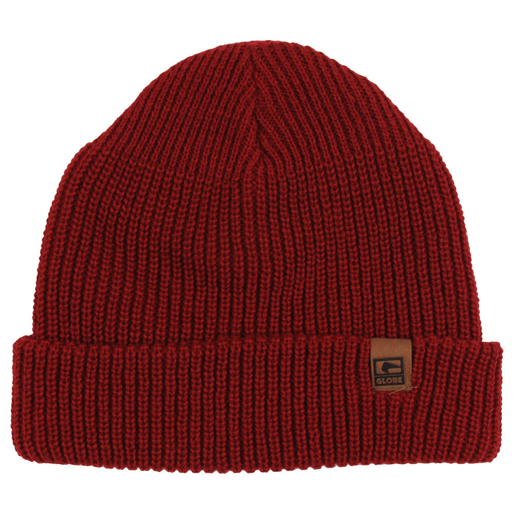 Globe Halladay - Red - Men' Beanie