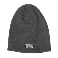 Flip HKD Skull Cap Men's Beanie - One Size Fits All - Dark Grey