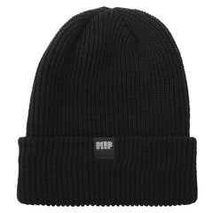 Flip HKD Trash Long Shoreman Men's Beanie - One Size Fits All - Black