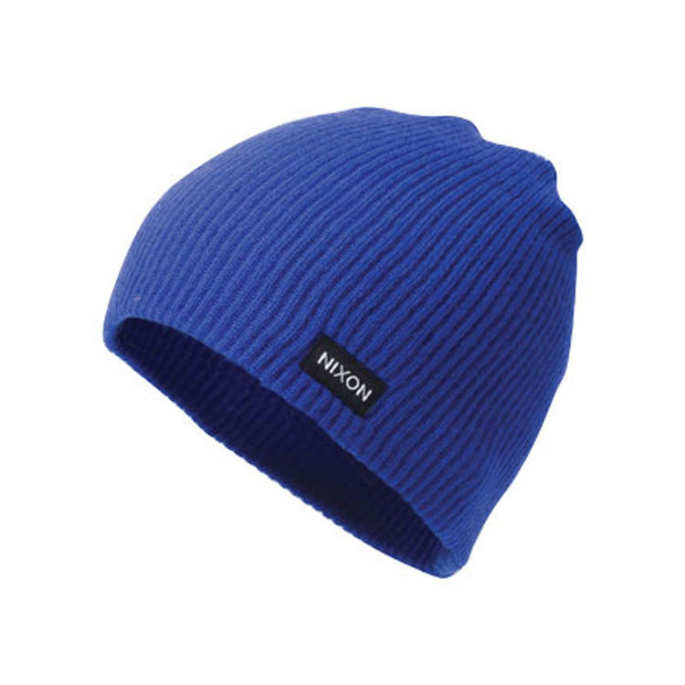Nixon Compass Men's Beanie - Royal