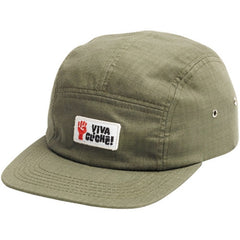 Cliche Risen Fist 5-Panel Strapback Men's Hat - Army