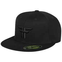 Fallen Trademark 210 Flex Fit Men's Hat - Black Ops