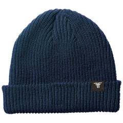 Fallen Wharf Men's Beanie - Midnight Blue