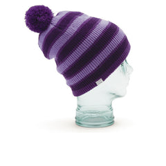 Coal Revert Beanie - Purple