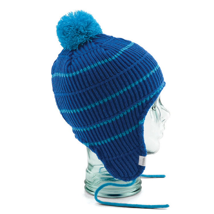 Coal Clayton Beanie - Blue