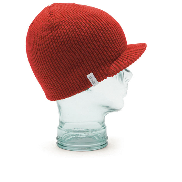 Coal Basic Beanie - Red