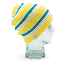 Coal CC Beanie - Yellow