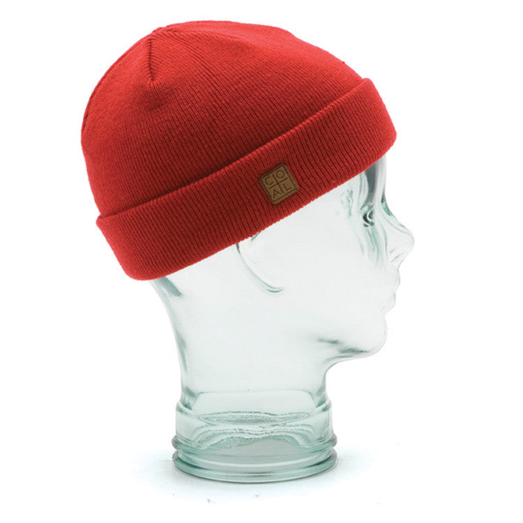 Coal Harbor Youth Beanie - Red