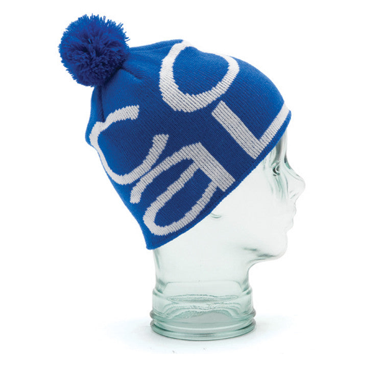 Coal Logo Youth Beanie - Royal Blue