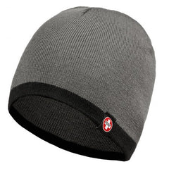 Bones Bearings Swiss Knit Beanie - Charcoal/Black