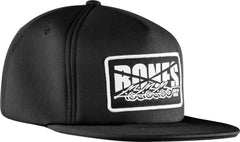 Bones Trucker Rollin Snapback - Foam - Black - Men's Hat