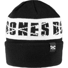 Bones Impact Men's Beanie - Black