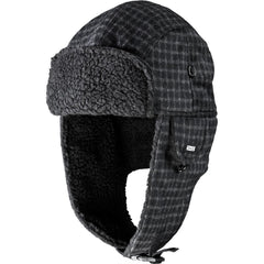 Bones Bomber Men's Beanie - Grey