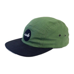 Cliche Wallace Strapback Men's Hat - Army