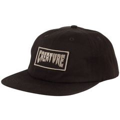 Creature Corpocorpse Unstructured Men's Hat - OS - Black  - Men's Hat