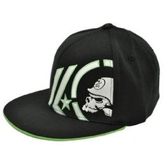 Metal Mulisha Back Track Men's Hat - Black/Green