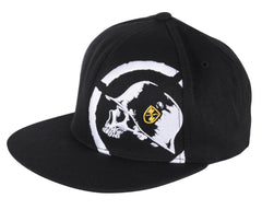 Metal Mulisha Harsh - Men's Hat - Black/White