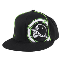 Metal Mulisha Span Flexfit Hat - Black - Mens Hat