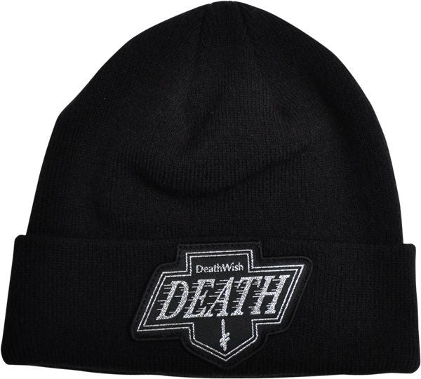 Deathwish Death Kings Men's Beanie - Black