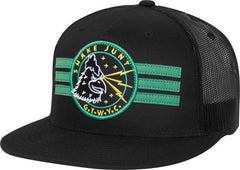 Shake Junt Lightning Men's Trucker Hat - Black