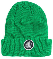 Shake Junt Super Chicken Cuff Men's Beanie - Green