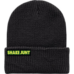 Shake Junt SJ Skully Men's Beanie - Black