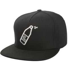 Shake Junt Get Baku Snapback Men's Hat - Black/White