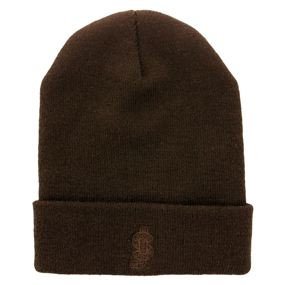 Shake Junt Classic Men's Beanie - Brown