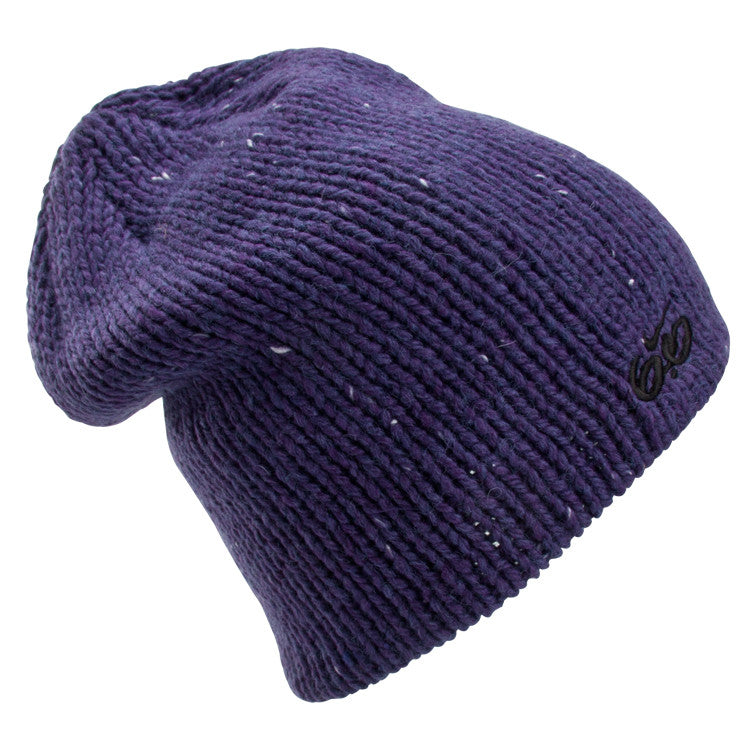 Nike 6.0 Basic Logo Beanie - Purple
