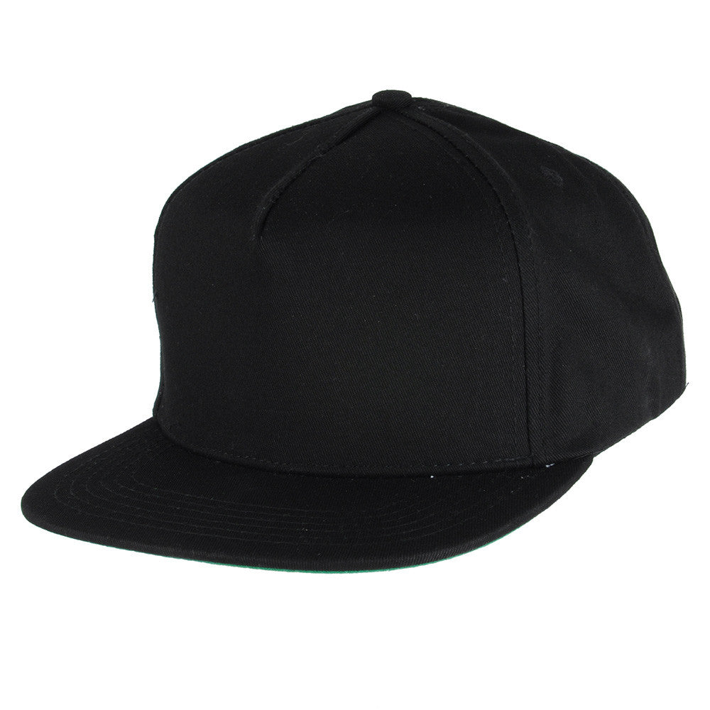 Sk8mafia Old E Side Logo Snapback Men's Hat - Black