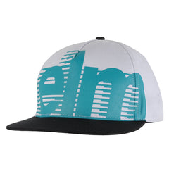 Elm Company The 84 Men's Snapback Hat - White