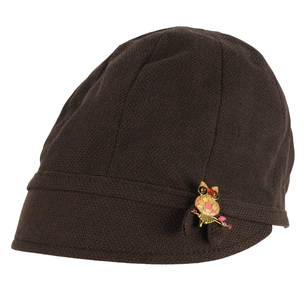 Goorin Brothers Hooty - Brown - Womens Hat – SkateAmerica e8fe495a028