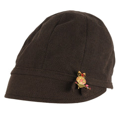 Goorin Brothers Hooty - Brown - Womens Hat