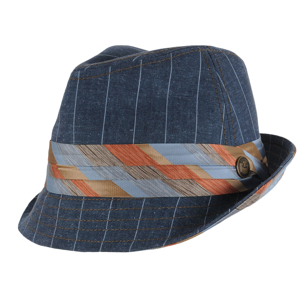 Goorin Brothers Lady Carrie - Navy - Womens Hat