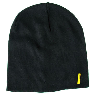 Nobis Mr./Ms. Sensitive Men's Beanie - Jet Black