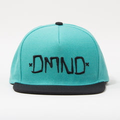 Diamond DMND Men's Snapback Hat - Diamond Blue/Black