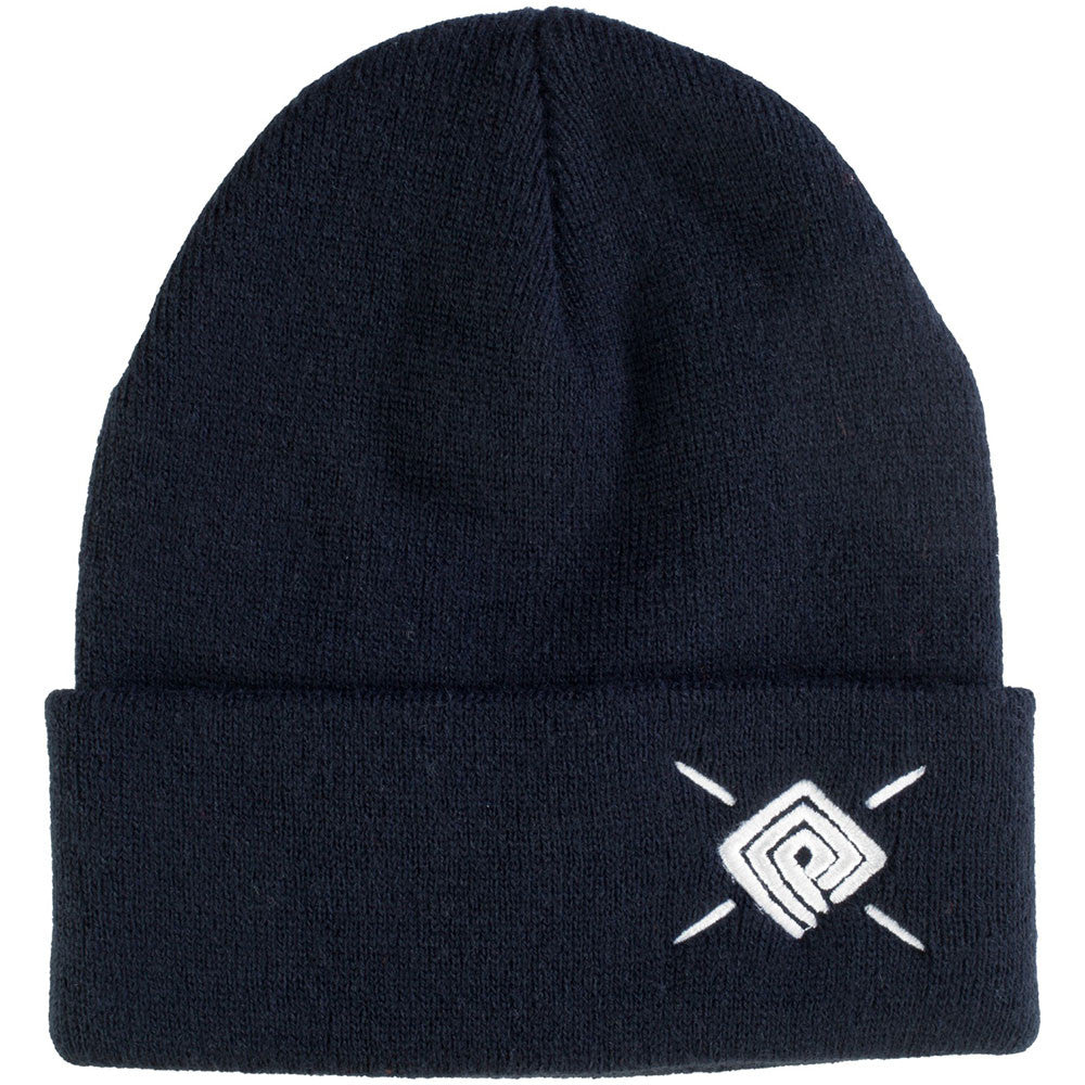 Powell Peralta Burst Men's Beanie - Navy