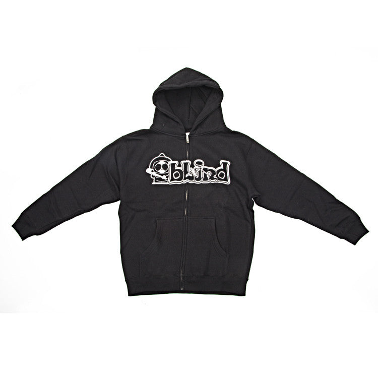 Blind Relapse Men's Sweatshirt - Black