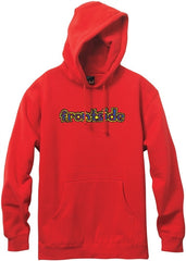 Blind Frontside/Backside Pull Over Sweatshirt - Red
