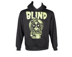 Blind Zombie P/O Youth Sweatshirt - Charcoal