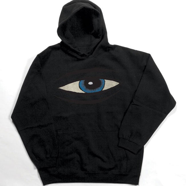 Toy Machine Sect Eye Hooded Men's Sweatshirt - Black