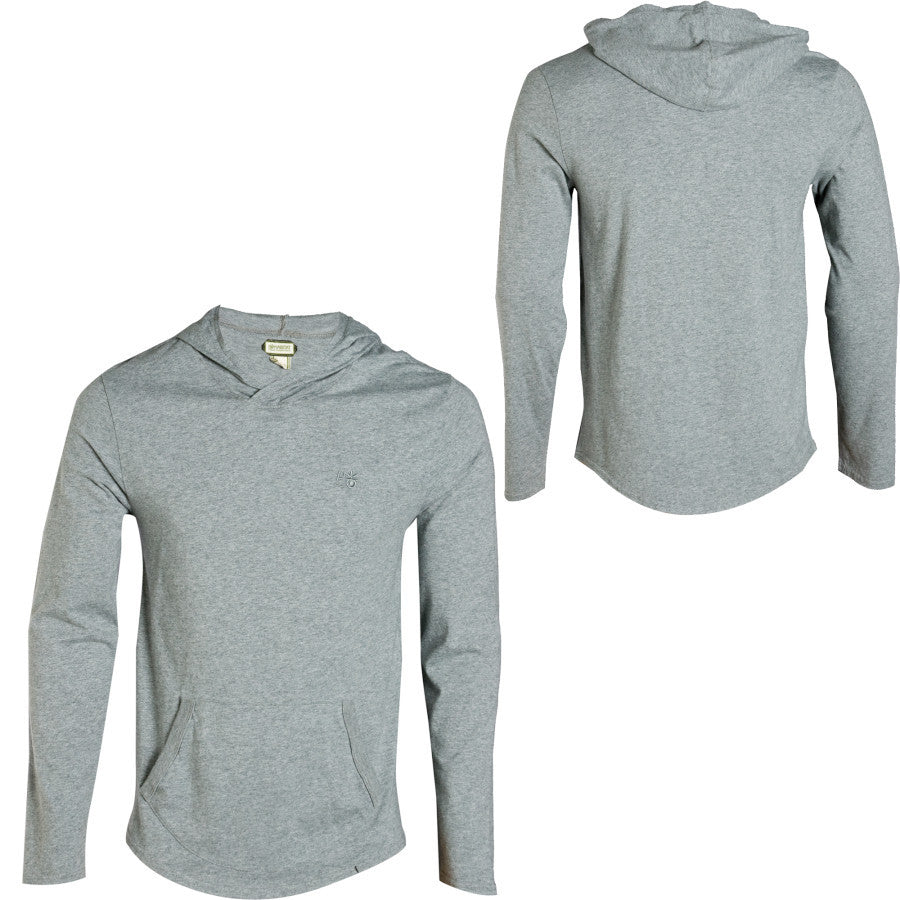 Habitat Aries Hooded Pullover Men's Sweatshirt - Grey