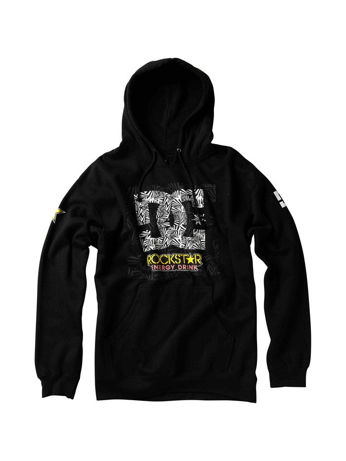 DC Rockstar Shifter - Men's Sweatshirt - Black