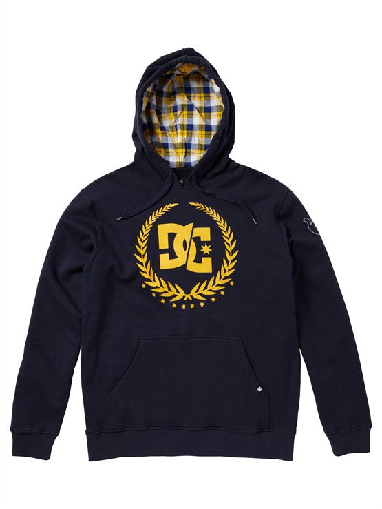 DC Travis Pastrana Split Star Men's Sweatshirt - DC Navy
