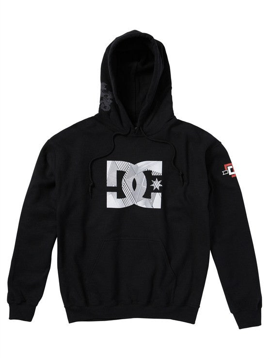 DC Trey Canard Branded - Black - Men's Sweatshirt